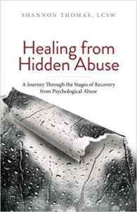 Cover of Healing From Hidden Abuse by Shannon Thomas