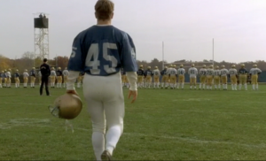 scene from Rudy